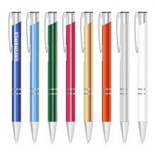 Cosko pen metaal met gravering