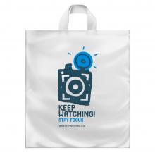 Plastic tas | Lushandvat | 40x50cm
