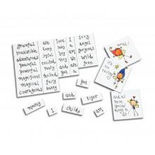 Magneet | WordGames | A4 | 160 woorden