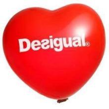Riesiger Herz-Luftballon