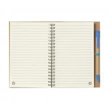 Notitieboekje   A5   Milieuvriendelijk   733642