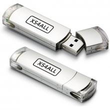 USB stick Crystalink | Satijnen finish