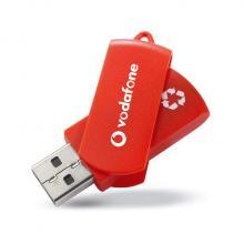 USB stick eco kunststof