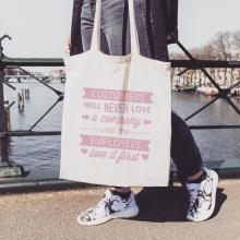Katoenen tas | Tot 4 kleuren opdruk | 140 gr/m2 | Max035