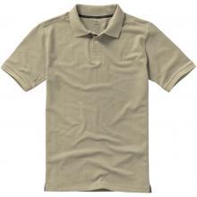 Polo's bedrukken | Heren | 200 grams katoen | Luxe | 9238080 Kaki