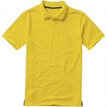 Polo's bedrukken | Heren | 200 grams katoen | Luxe | 9238080 Geel