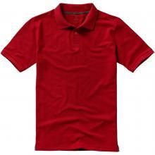 Polo's bedrukken | Heren | 200 grams katoen | Luxe | 9238080 Rood