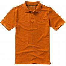 Polo's bedrukken | Heren | 200 grams katoen | Luxe | 9238080 Oranje