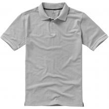 Polo's bedrukken | Heren | 200 grams katoen | Luxe | 9238080 Grijs