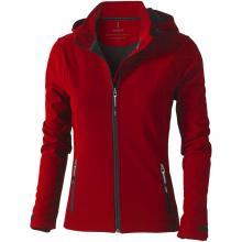 Langley softshell jas | Dames | 9239312 Rood