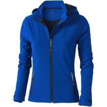 Langley softshell jas | Dames | 9239312 Blauw