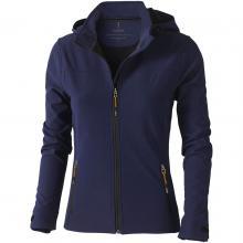 Langley softshell jas | Dames | 9239312 Navy