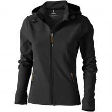 Langley softshell jas | Dames | 9239312 Antraciet