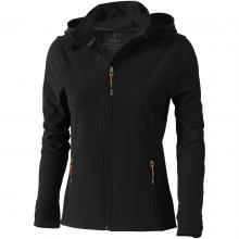 Langley softshell jas | Dames | 9239312 Zwart
