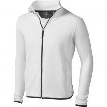 Brossard Micro Fleece jas | Heren | Promo | 9239482 Wit