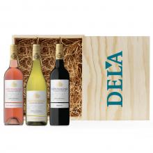 Merlot & Chardonnay & Rosé | Met kist | Frankrijk