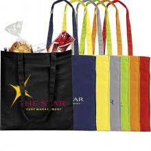 Katoenen tas | Gekleurd | Vanaf 25 st | 105 gr/m2