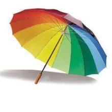 Portierschirm 'Rainbow' | Nylon
