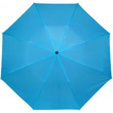 Opvouwbare paraplu | Ø 90 cm | Handmatig | Tot 4 kleuren opdruk | 8034092S Aqua blauw