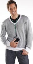 Keycord | Polyester | Verschuifbare badge | 8034164