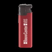 Elektronische aansteker | Tot 4 kleuren opdruk | Windproof | 72420422 Rood