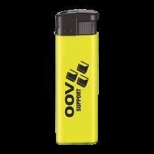 Elektronische aansteker | Tot 4 kleuren opdruk | Pastel | 72420423 Geel