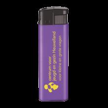 Elektronische aansteker | Tot 4 kleuren opdruk | Pastel | 72420423 Paars