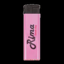 Elektronische aansteker | Tot 4 kleuren opdruk | Pastel | 72420423 Roze