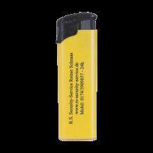 Elektronische aansteker | Beste prijs | Navulbaar | 72420435 Geel