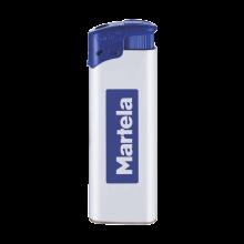 Elektronische aansteker | Beste prijs | Navulbaar | 72420435 Wit/Blauw