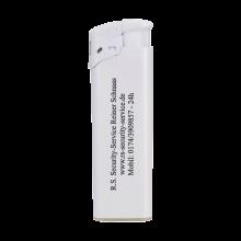Elektronische aansteker | Beste prijs | Navulbaar | 72420435 Wit