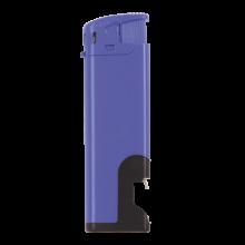 Elektronische aansteker   Flesopener   Navulbaar   72420632 Blauw