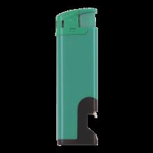 Elektronische aansteker   Flesopener   Navulbaar   72420632 Groen