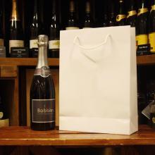 Witte papieren tas   A4   Premium kwaliteit   9191512VVK