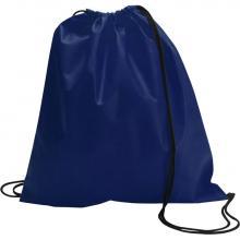 Non woven rugzakje | Goedkoop & Tot 2 kleuren | Standaard kwaliteit | max051 Blauw