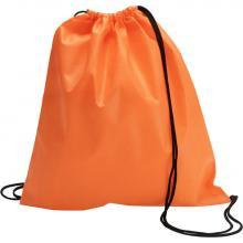 Non woven rugzakje | Goedkoop & Tot 2 kleuren | Standaard kwaliteit | max051 Oranje
