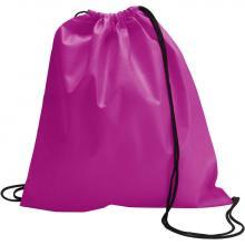 Non woven rugzakje | Goedkoop & Tot 2 kleuren | Standaard kwaliteit | max051 Roze