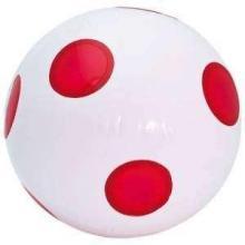 Wasserball mit Punkten 30 cm