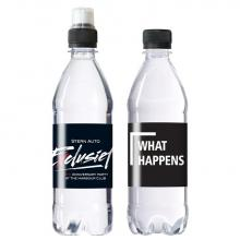 Waterflesjes Lightweight | Keuze dop | Goedkoop | 500 ml