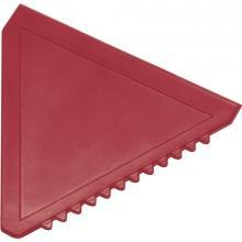 IJskrabber | Driehoek | Plastic | 8038761 Rood