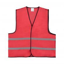 Gekleurd veiligheidshesje | XL | Diverse kleuren | 204700 Rood