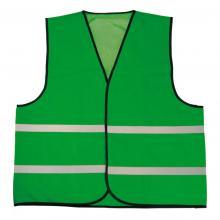 Gekleurd veiligheidshesje | XL | Diverse kleuren | 204700 Groen