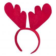 Hoofdband Rudolph | Vilt en polyester