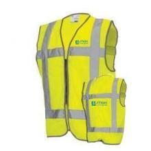 Veiligheidsvest | Rits | Reflectie EN471 | Tricorp Workwear
