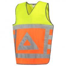 Veiligheidsvest | Verkeersregelaar | Reflectie EN471 | Tricorp Workwear