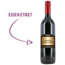 Rood | Cabernet Sauvignon | Eigen etiket | Zuid Afrika