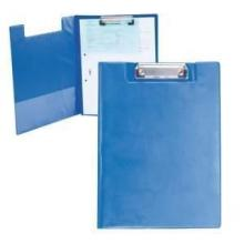 PVC clipboard met cover