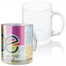 Verre à thé à personnaliser en couleur pas cher | 300ml