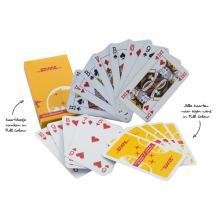 Full colour speelkaarten in doosje
