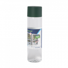 Ronde waterfles | Chap'leau | 500 ml | 72510033 Donkergroen